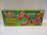 Ban Dai Mighty Morphin Power Rangers Red Dragon Thunderzord