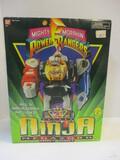 Ban Dai Mighty Morphin Power Rangers Deluxe Ninja Megazord