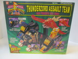 Ban Dai Mighty Morphin Power Rangers Thunder Assault Team
