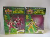 Ban Dai Mighty Morphin Power Rangers Karate Action Power Rangers: