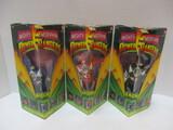 1993 Ban Dai Mighty Morphin Power Rangers:  Billy, Jason, & Zach