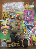 Mighty Morphin Power Rangers Collectible Figures and More