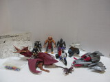 Gargoyles Night Striker Vehicle, Action Figures, And More