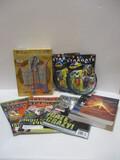 Stargate MRC 1/9th RA Plastic Model Kit, Collectible Figures,