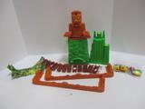 1992 Milton Bradley Forbidden Bridge Game