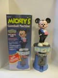 Superior Mickey's Gumball Machine