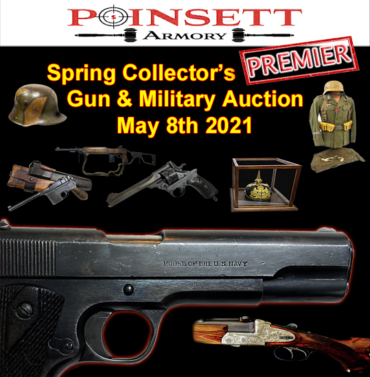 Spring Collector's Premier Gun & Military Auction