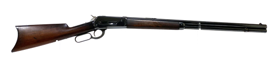Excellent Winchester Model 1886 .45-70 Govt. Lever Action Rifle