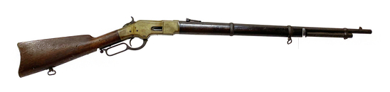 Scarce Winchester 1866 Yellow Boy .44-40 Win. Lever Action Rifle
