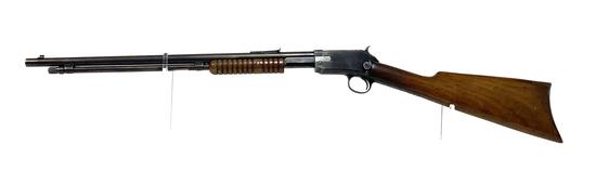 Post-1935 Production Winchester Model 1906 .22 S-L-LR Slamfire Pump Action Takedown Rifle