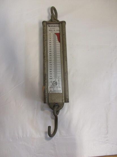 Hanson Viking 100 Lb. Scale