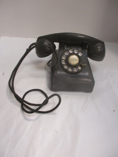 Bell System Rotary Desk Phone