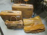 4-Piece American Tourister Luggage Set