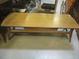 Mid-Century Mersman One-Drawer Coffee Table