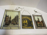 Leaded Glass Streetscapes