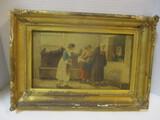 Antique Framed Original