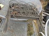 9 Metal Garden Edging Sections