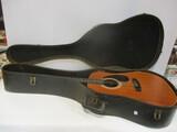 Hondo II Guitar Model H124A In Case