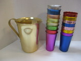 Color Craft Pitcher, (8) 5