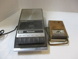 Panasonic Cassette Player/Recorder Model RQ-309AS And