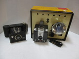 Twindar And Brownie Hawkeye Vintage Camera