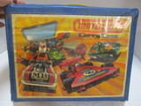 1976 Lesney Products Matchbox Carrying Case With Cars