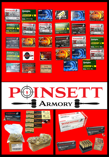 Absolute QUALITY Ammunition Online Auction