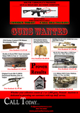 2021 Consignment is Open! Consign Firearms for our JULY SUMMER GUN AUCTION