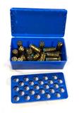 25rds. of .45 AUTO CCI Lawman 200gr. JHP Personal Defense Ammunition
