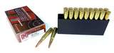 NIB 20rds. of .308 WIN. Hornady Superformance MATCH 178gr. BTHP Ammunition