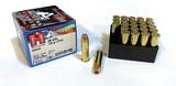NIB 25rds. of .38 SPECIAL Hornady American Gunner 125gr. XTP Defense Ammunition