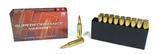 NIB 20rds. of .243 WIN. Hornady Superformance Varmint 58gr. V-MAX Ammunition