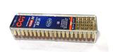 NIB 100rds. of .22 LR CCI Clean-22 High Velocity Ammunition