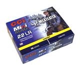 NIB 300rds. of CCI Meateater Mini Mag .22 LR 36gr. Ammunition