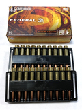 NIB 20rds. of 6.5 CREEDMOOR Federal Fusion 140gr. Bonded SP Ammunition
