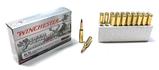 NIB 20rds. of 6.5 CREEDMOOR Winchester 125gr. Extreme Point Ammunition