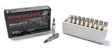 NIB 20rds. of .243 WIN. Winchester 95gr.Ballistic Silvertip Ammunition