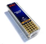 NIB 100rds. of .22 LR Sub-Sonic CCI 40gr. Lead HP Ammunition