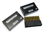 NIB 40rds. of 5.56x45MM -Ammo Inc. 62gr. SS109 FMJ Brass Ammunition