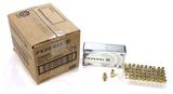 NIB Sealed 500rds. of 9MM LUGER Federal Train + Protect 115gr. Versatile HP Defense Ammunition