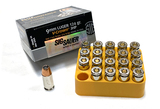 NIB 20rds. of 9MM LUGER Sig Sauer V-Crown 124gr. JHP Personal Defense Ammunition
