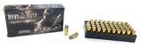 NIB 50rds. of 9MM LUGER Hevi-Shot Hevi-Duty 5-Shot Group 100gr. Ammunition