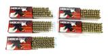 NIB 237rds. of 9MM Federal American Eagle 115gr/124gr. FMJ Brass Ammunition