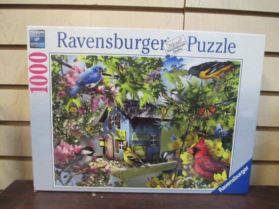 Ravensburger 1000-Piece Bird-Themed Puzzle