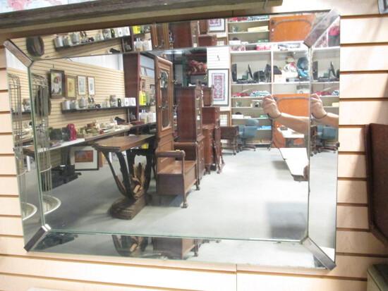 Mirror With Mitered Mirror Frame