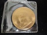 1978 1 oz. Fine Gold Krugerrand