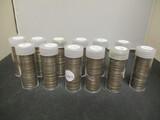 12 Rolls of (40) Quarters