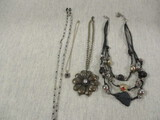 Necklaces & 1 Eye Glass Neck Chain