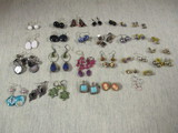 Lot of Pierced Earrings