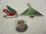 3 Necklace Pendants